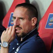 Franck Ribéry porte plainte contre Bild qui l'accuse d'avoir fumé un joint