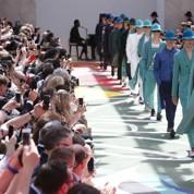À Londres, la mode homme fait diverses impressions