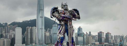 Transformers 4 :avant-p remière mondiale spectaculaire à Hongkong