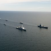 Drôle de paix en mer Baltique