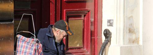 En région parisienne, un sans-domicile sur trois travaille