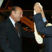 À Tahiti, le retour de la «place Jacques Chirac» fait polémique