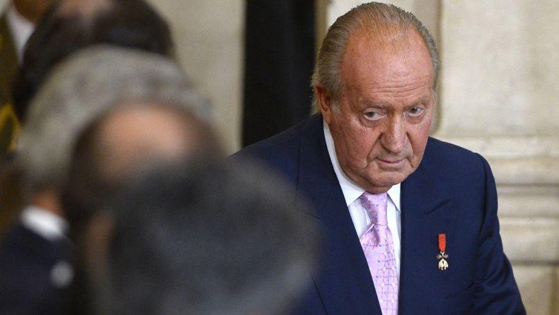 Juan Carlos Ier en quête d'«immunité»