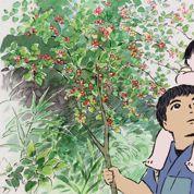 Takahata tient le bambou