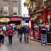 Quand l'Irlande va bien, les pubsfont le plein