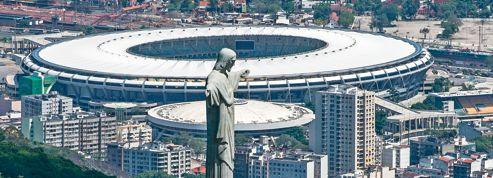 Le Maracana, temple desdieux du «futebol»