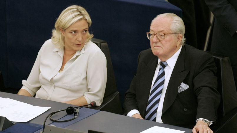 Même sans groupe au Parlement, «les eurodéputés FN se feront entendre»
