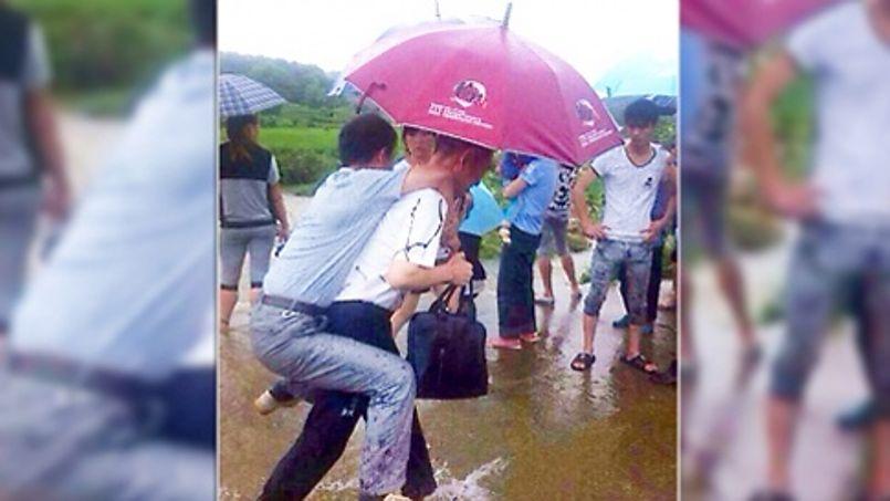 Chine : limogé pour avoir voulu sauver ses chaussures