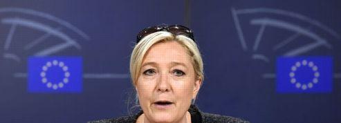 «On ne pourra pas accuser Marine Le Pen de s'enrichir sur le dos de l'Europe!»