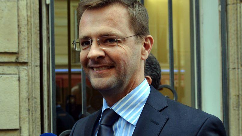 Jérôme Lavrilleux a été salarié du groupe UMP à l'Assemblée jusqu'à fin 2012