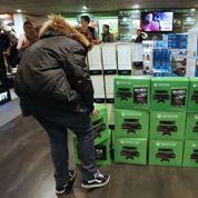 La PS4 et la Xbox One relancent le marché français du jeu vidéo
