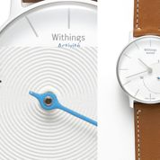 Le français Withings réinvente la montre connectée
