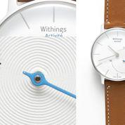 Le français Withings réinvente la montre connectée