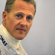 Le dossier médical de Schumacher volé et proposé à la vente