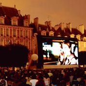 Les festivals de cinéma en plein air à Paris