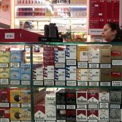 Un paquet de cigarettes sur quatre vendu désormais au marché noir