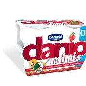 Avec Danio, Danone compte rééditer le succès d'Activia