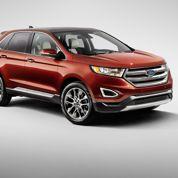 Le Ford Edge voit grand