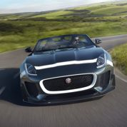Jaguar F-Type Project 7, bientôt sur la route