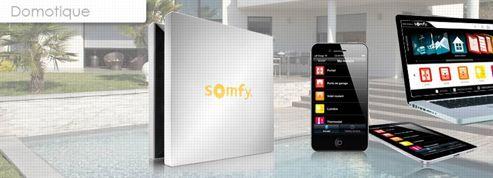 Somfy Box met votre habitation sous contrôle... à distance