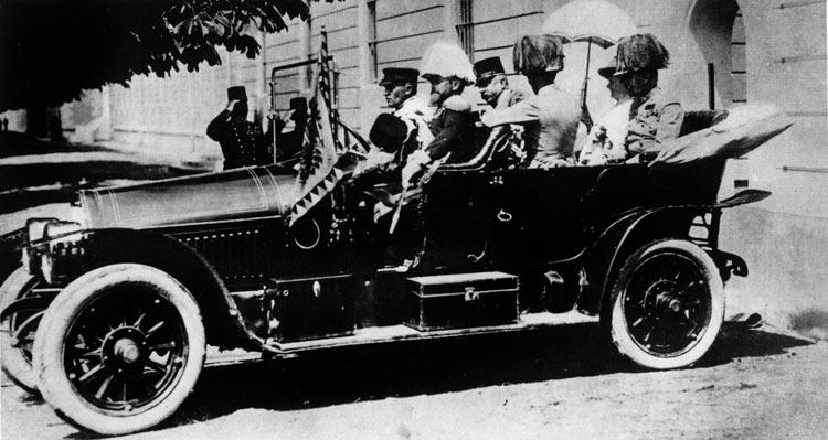EN DIRECT - Suivez la visite de l'archiduc François-Ferdinand à Sarajevo