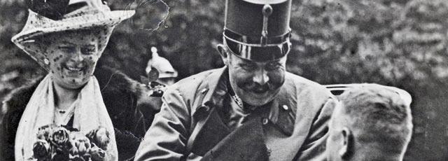 Revivez la journée du 28 juin 1914 en direct