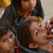 Une campagne de vaccination de masse contre la polio