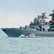 Des bateaux espions russes «reniflent» les côtes françaises