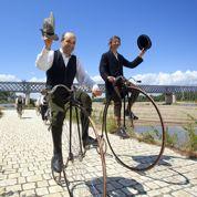 Anjou Vélo Vintage: un festival vintage atypique