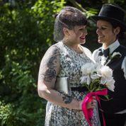 Mariage collectif de 115 couples homosexuels à Toronto