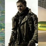 Monet, Tom Hardy, Jeff Koons: les cinq images de la semaine