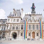 Les mairies parisiennes aux couleurs de la Gay pride