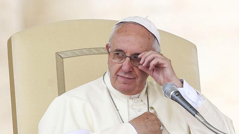 Le pape François, mercredi, au Vatican.