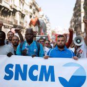 L'État dans le collimateur des grévistes de la SNCM