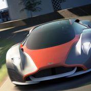 Aston Martin DP-100, une supercar virtuelle