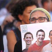 Les corps des trois israéliens découverts près d'Hébron