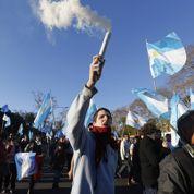Dette: l'Argentine au pied du mur