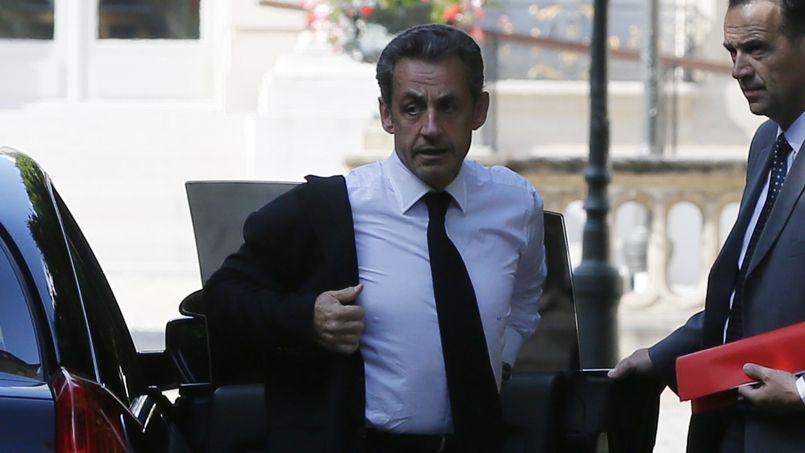 Nicolas Sarkozy & Deux Hauts Magistrats Placé en Garde à Vue