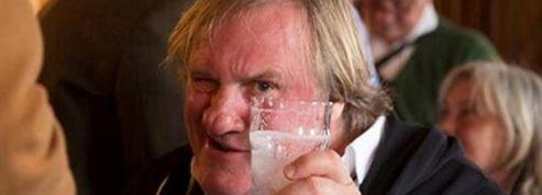 Gérard Depardieu, ivre, rate le festival d'Édimbourg