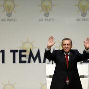 Erdogan en route pour la présidence turque