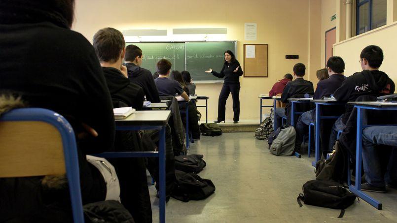 Dans les lycées parisiens, les classes sociales ne se mélangent pas
