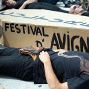 Premiers incidents à Avignon