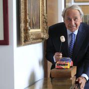 Hervé Poulain, le commissaire-priseur le plus rapide du monde