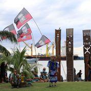 Premier essai nucléaire français : un 48ème anniversaire mouvementé en Polynésie