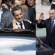 Sarkozy, Berlusconi et les juges : même combat ?