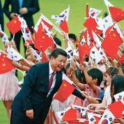 Le président chinois snobe Pyongyang au profit de Séoul