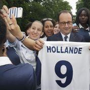 Cote de confiance : fragile remontée de François Hollande