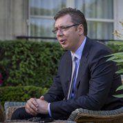 Aleksandar Vucic: «L'objectif de la Serbie est d'adhérer à l'UE»