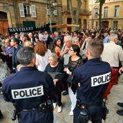 Aix-en Provence en état de siège