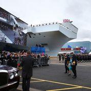 La Royal Navy retrouve ses ailes